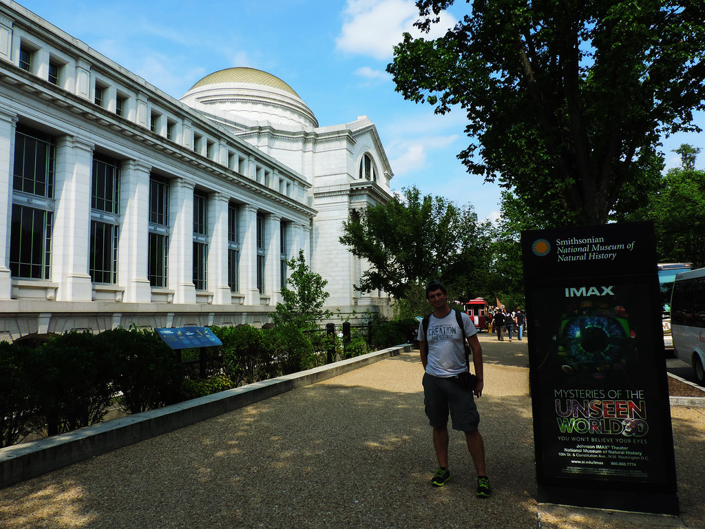 Smithsonian's National Museum of Natural History, Washington D.C.