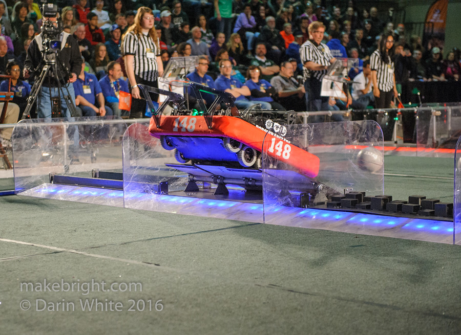 FIRST Robotics Regionals - UW - April 2016 211