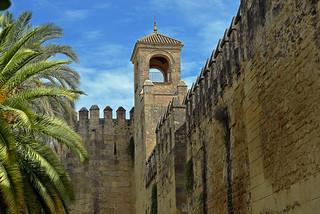 Imagen de Alcázar de los Reyes Cristianos cerca de Córdoba. spain córdoba harveybarrison hbarrison