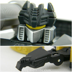 Transformers Soundblaster & Buzzsaw - Generations Fall of Cybertron - modo robot