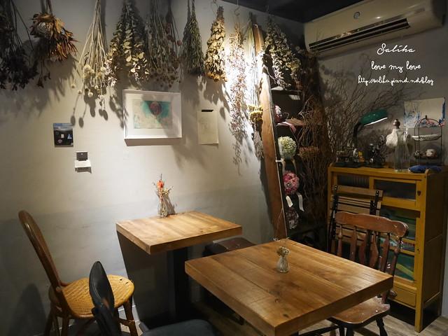 台北古亭下午茶咖啡廳推薦花疫室 (4)