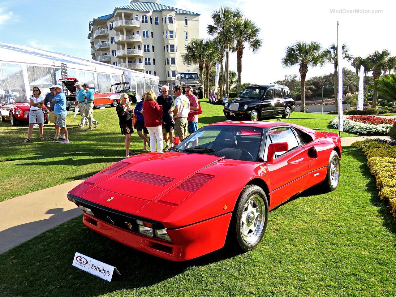Ferrari 288 GTO RM Sotheby's Amelia Island 1