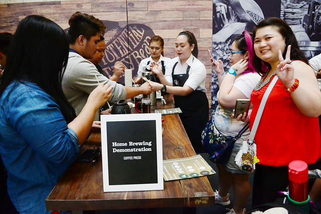 Patty Villegas - Starbucks Philippines - Coffee Appreciation Festival -5