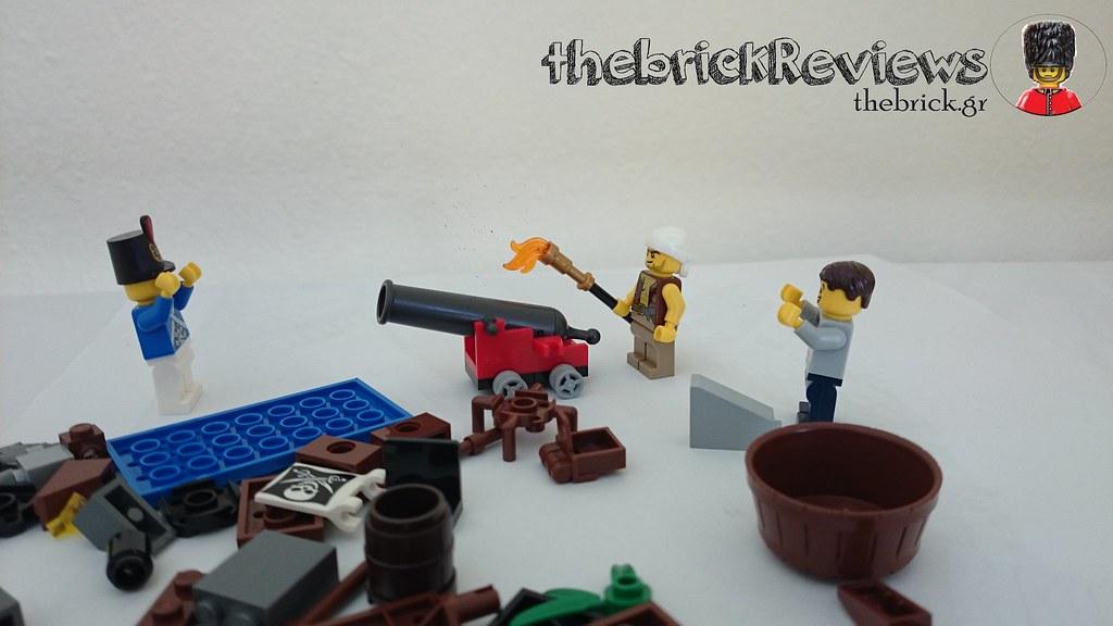 ThebrickReview: LEGO 70409 Shipwreck Defense (Pic Heavy!) 26239154032_b6f3b4c6e1_b
