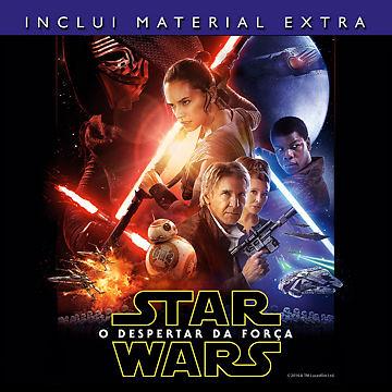 Star Wars: O Despertar da Força (Inclui Material Extra)