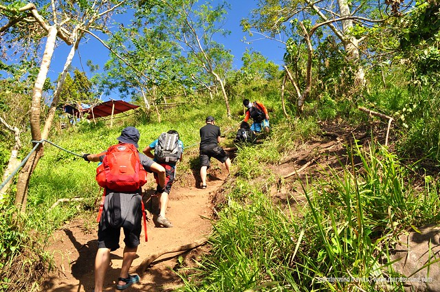 Hiking Mount Maculot Batangas