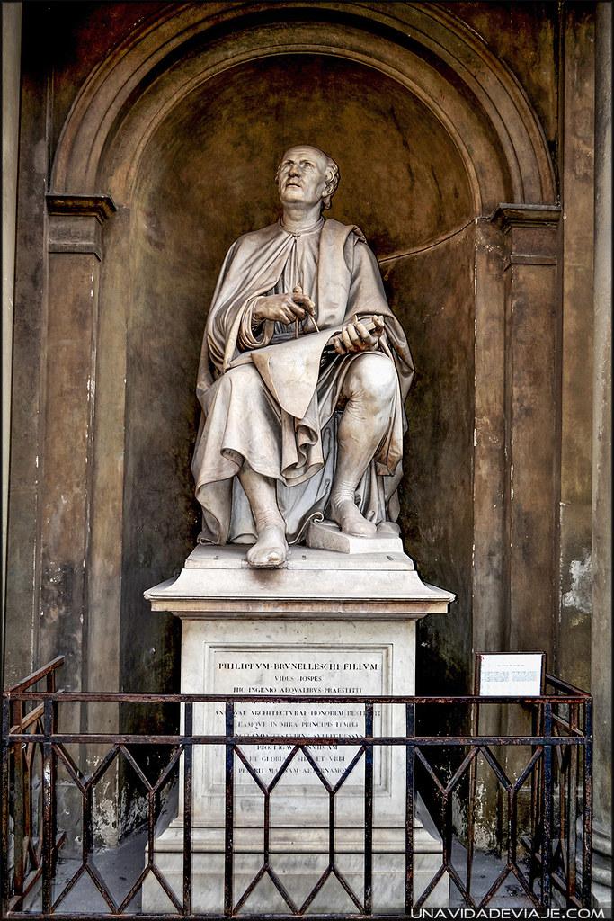 Filippo Brunelleschi Florencia