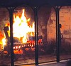 Could be the neatest hearth fire for this April. .  . .