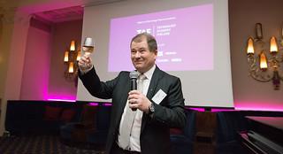 TAF:n toimitusjohtaja Juha Ylä-Jääski.