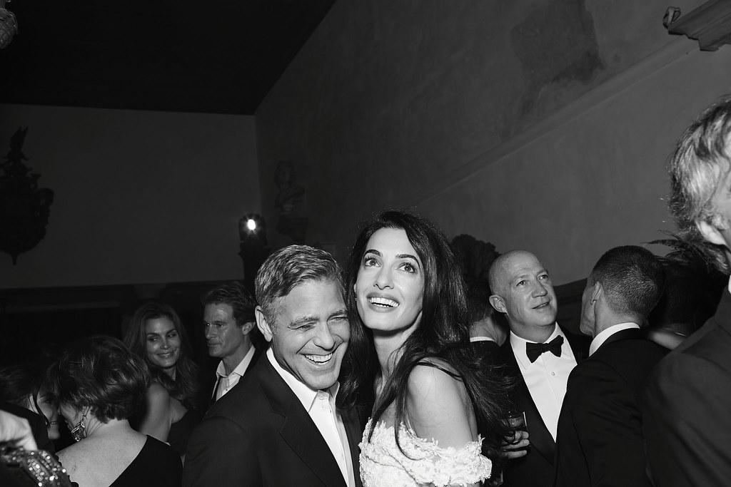 Фото | Свадьба Клуни и Аламуддин