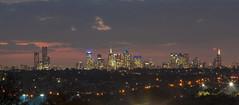 melbourne city - sunset-2