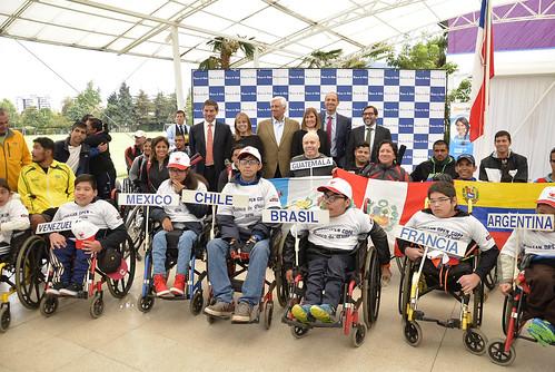 Cuadros UNIQLO Wheelchair Tennis Tour Chilean Open Copa Banco de Chile 2016