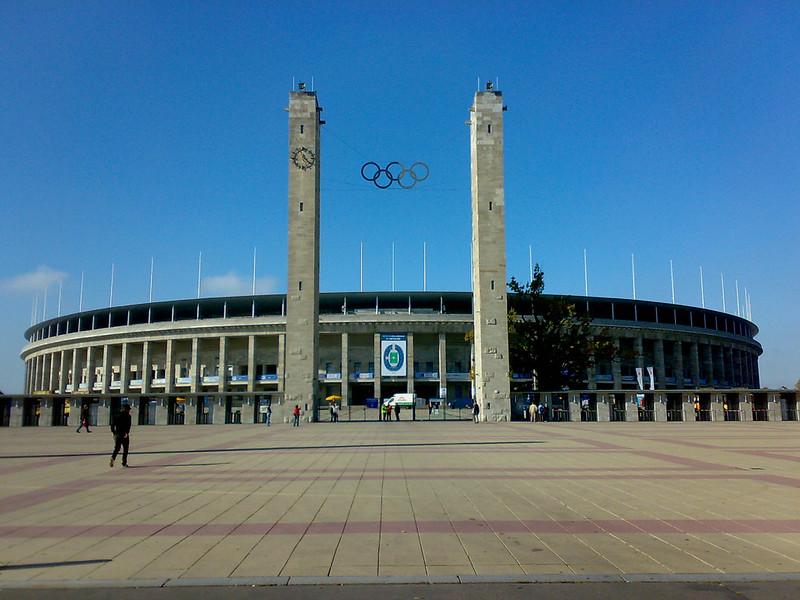 Olympischer Platz, Berlim, Alemanha