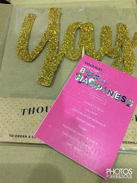 Hello Deer Surprise Box - Box of Happiness