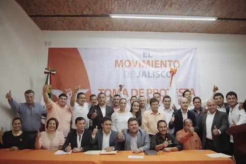 29.Abril 2016 Inauguración de casa ciudadana Lagos de Moreno