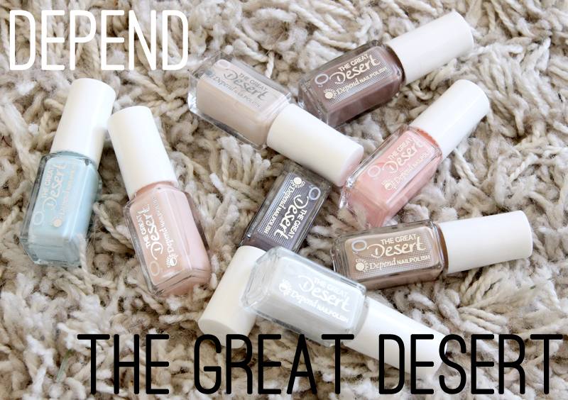 Depend the great desert