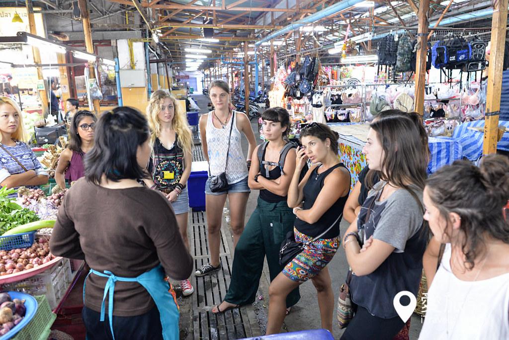清迈泰国厨艺学校 Mama Noi Thai Cookery School (1)