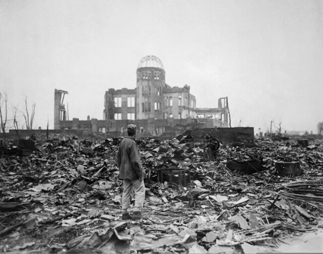 Think Hiroshima and Nagasaki Were Bad? Check This App Out