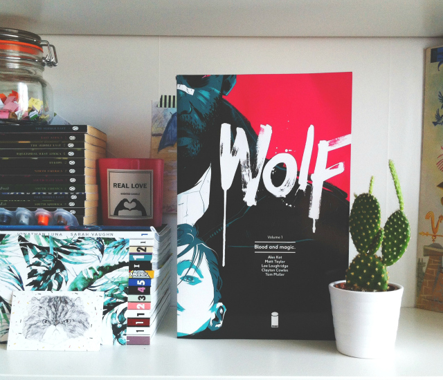 uk book blog vivatramp wolf ales kot graphic novel