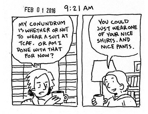 Hourly Comic Day 2016 - 9:21am