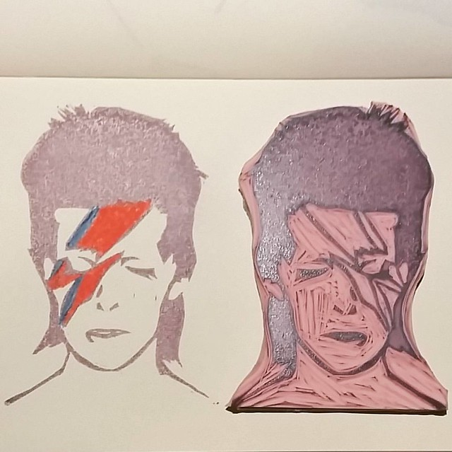 Such a sad, sad day.  R.I.P. David Bowie