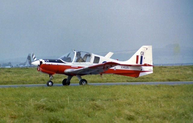 XX625/01 Bulldog T.1 UWAS
