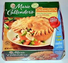 """""""Marie Callender's Chicken Pot Pie"""