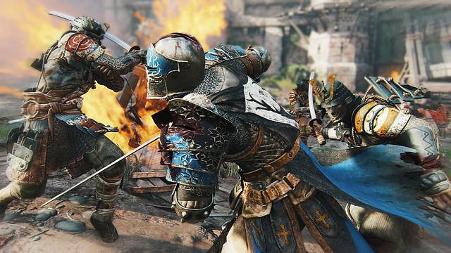 BOW020_Harrowgate_Samurais_attack_Warden_208403