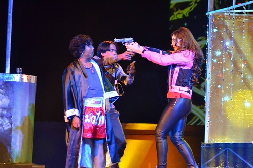 Teater Bikers Kental