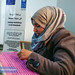 UNDP #SupportSyrians by creating jobs for women heading their households to help them generate their own income. by undp.syria