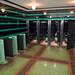 Hermitage Hotel - Green Art Deco Urinals by Globalviewfinder