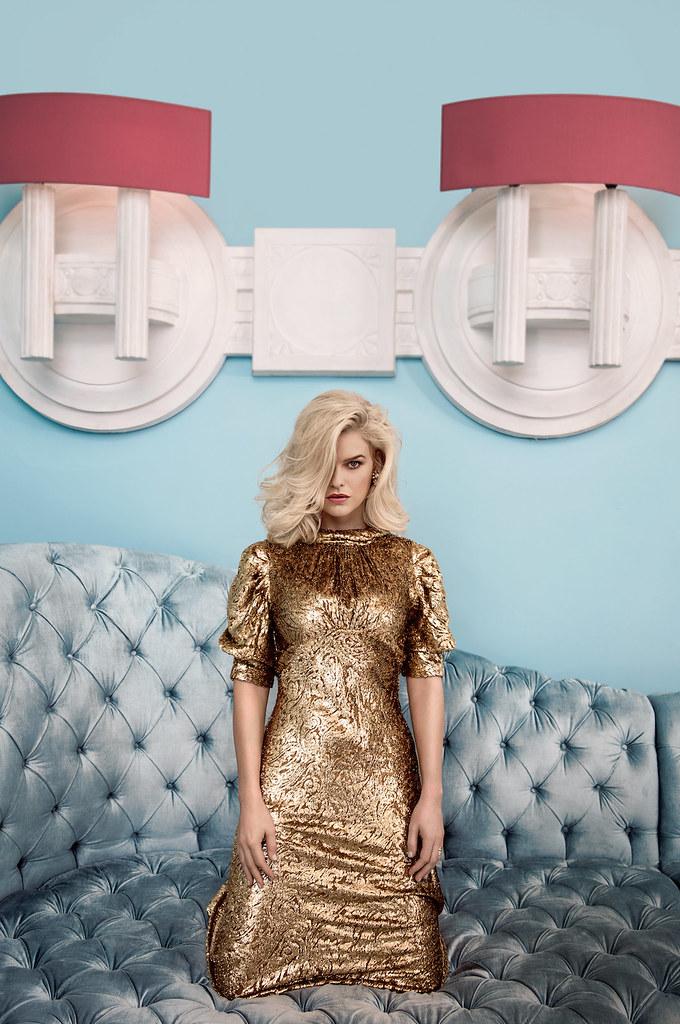 Элис Ив — Фотосессия для «HELLO! Fashion» 2015 – 5
