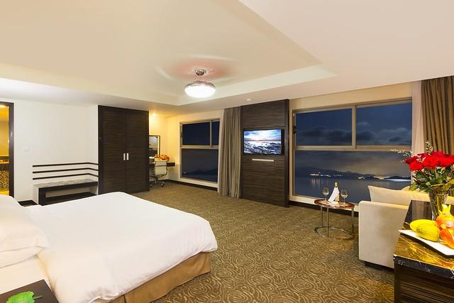 Junior Suite King Havana Nha Trang Hotel