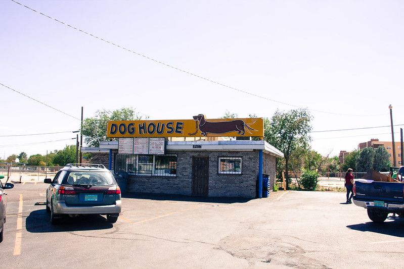 Breaking Bad tour, Albuquerque: Dog House