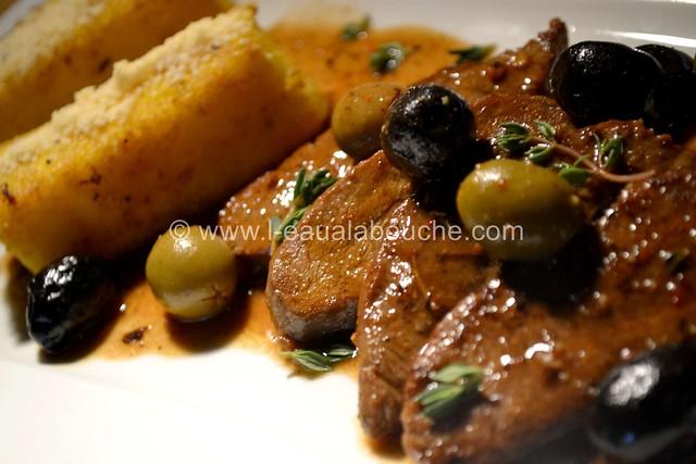 Boeuf Mariné aux Olives & Polenta © Ana Luthi Tous droits réservés 0038