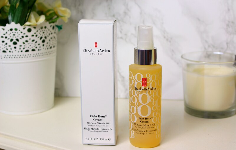 elizabeth arden eight hour cream all over miracle oil nerd about town. Black Bedroom Furniture Sets. Home Design Ideas