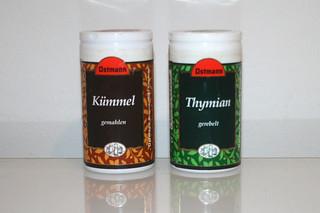 05 - Zutat Kümmel & Thymian / Ingredient caraway & thyme