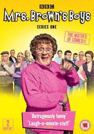 布朗夫人的儿子们第一季/全集Mrs. Brown's Boys迅雷下载