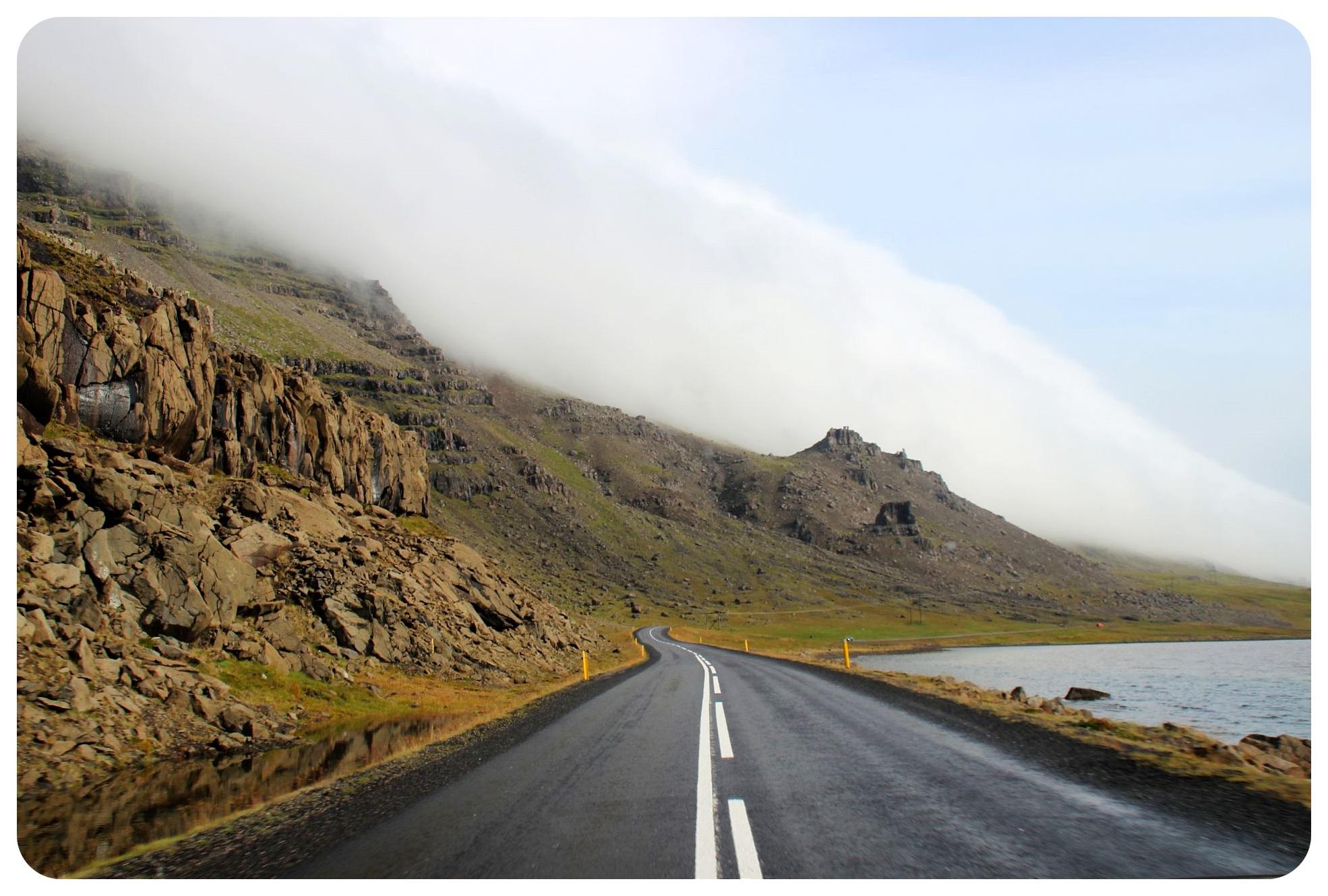 iceland coastal road