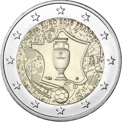 2 Euro Francúzsko 2016, UEFA EURO