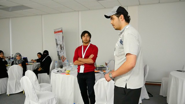 Bootcamp for UAE University candidates for the Incubator program