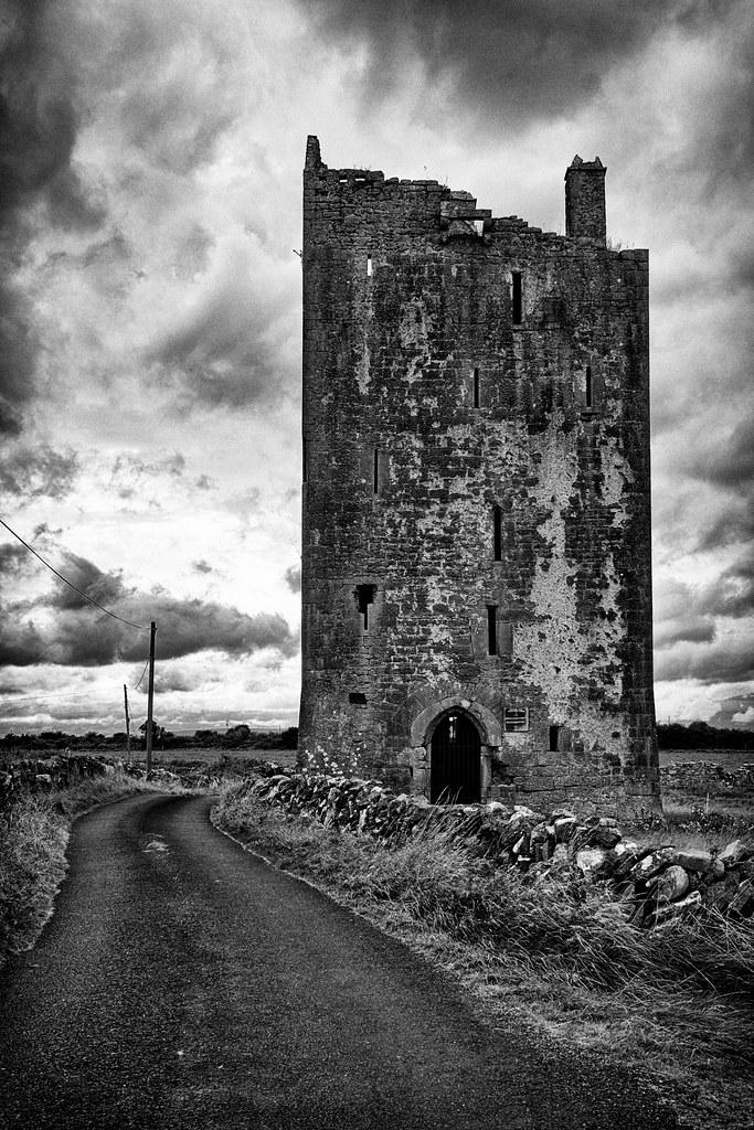 Ireland Castle Ruine