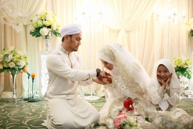 Yatt Hamzah Sah Bergelar Isteri Zulfadhli Dengan Sekali Lafaz