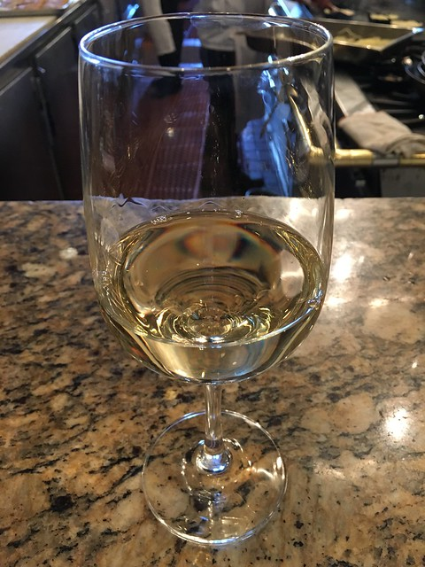 White wine - One Market Restaurant