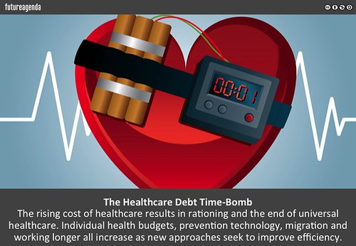 The Healthcare Debt Time-Bomb