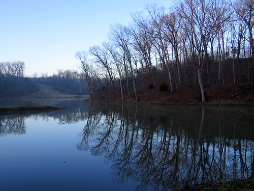 Magnolia Hollow Lake