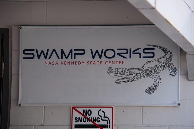 Swamp works!