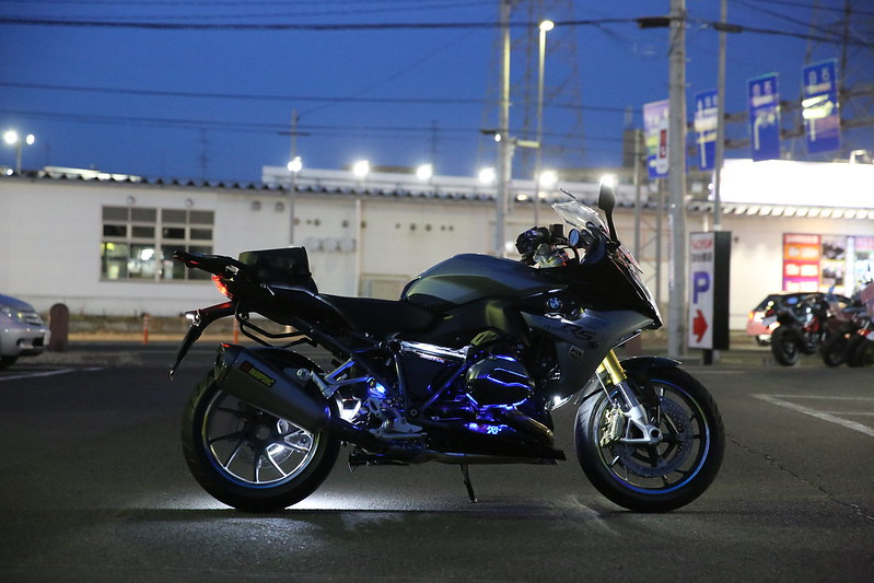 BMW R1200RS LED Illuminationa