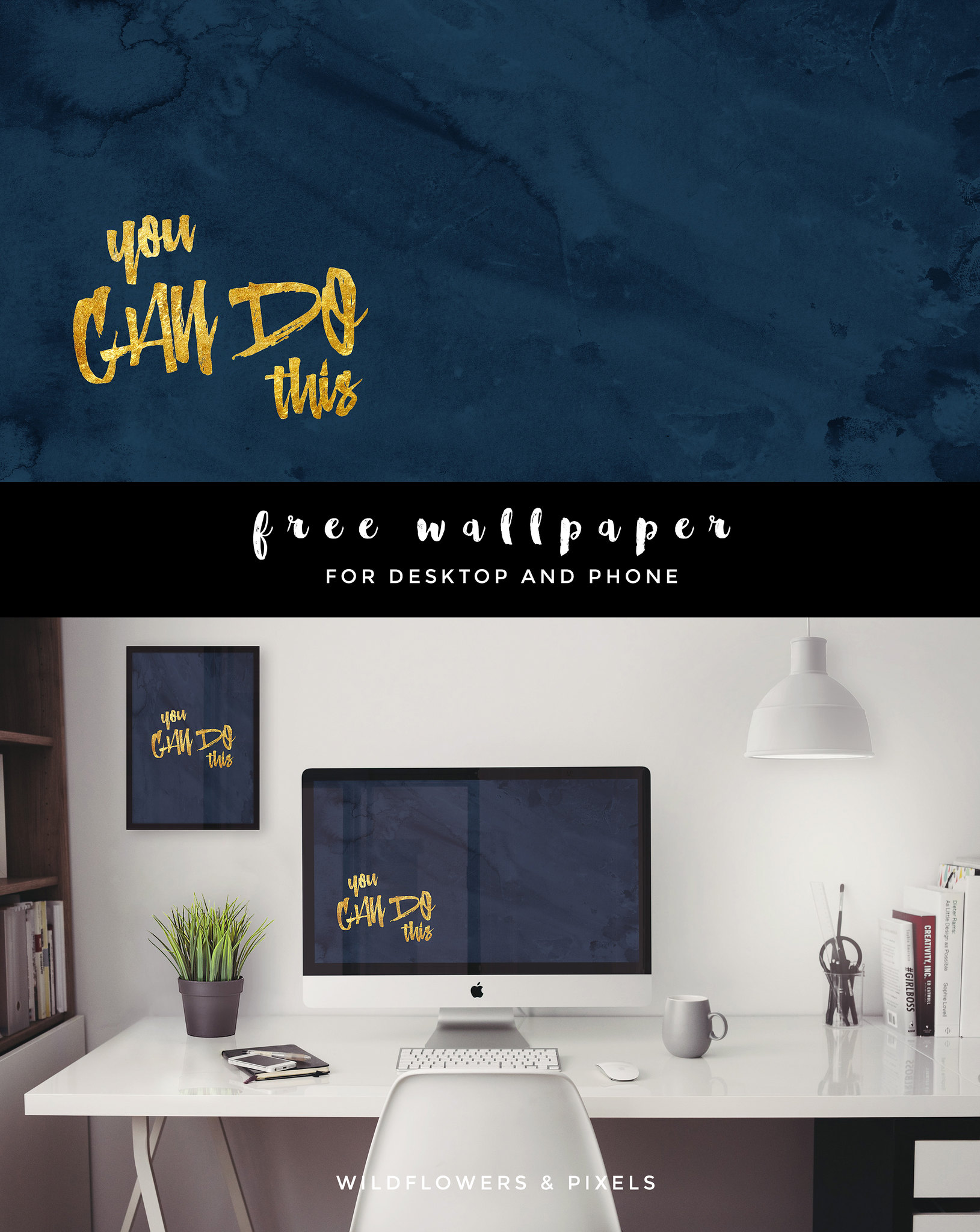 You Can Do This Free Wallpaper