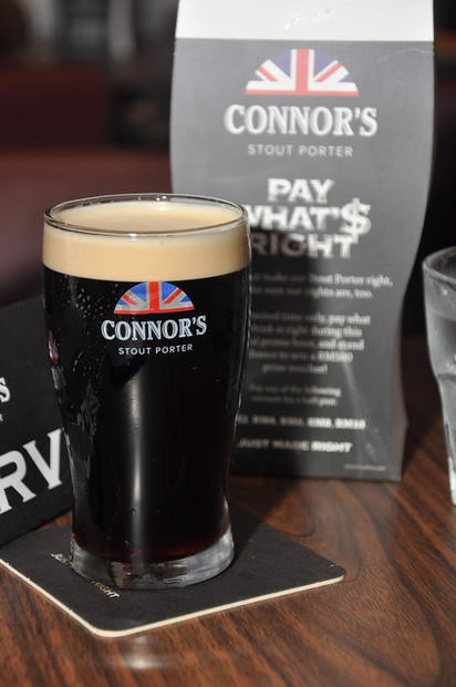 Connor's Stout Porter 27